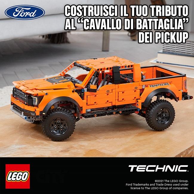 LEGO Technic Ford-F150