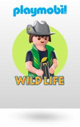 PLAYMOBIL WILD LIFE