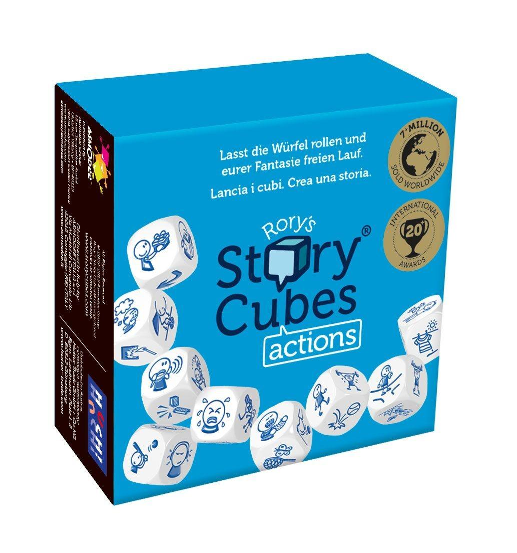 ASMODEE 8076 RORY'S STORY CUBES ACTIONS