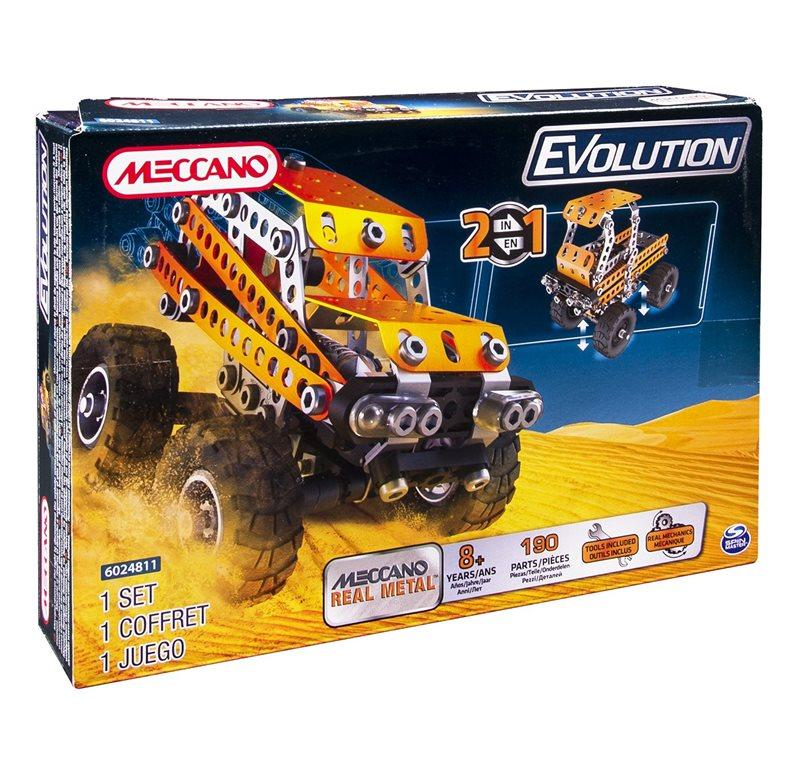 MECCANO EVOLUTION OFF ROAD SUV cod. 6024811