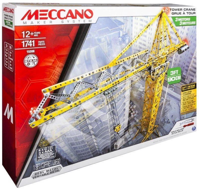 MECCANO AUTOMATED CRANE cod. 15308/6024905