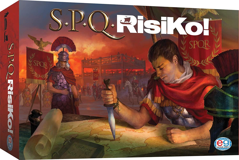 EDITRICE GIOCHI S.P.Q. RISIKO! 6053992