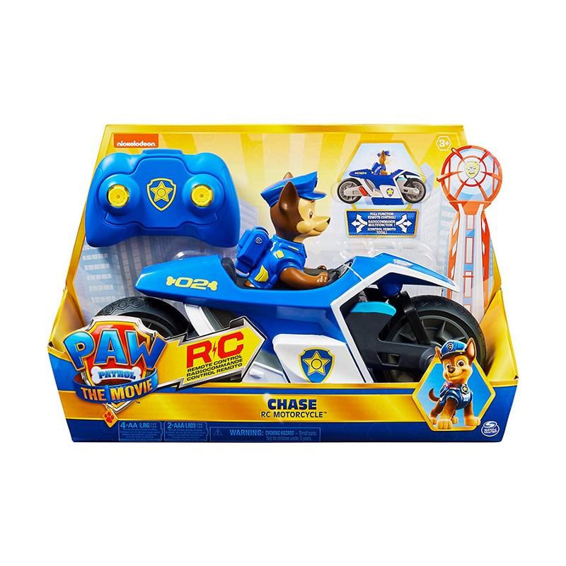 SPIN MASTER  PAW PATROL MOTO RC CHASE MOVIE 6061806
