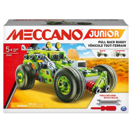 MECCANO JUNIOR VEICOLO BUGGY A RETROCARICA 6055133