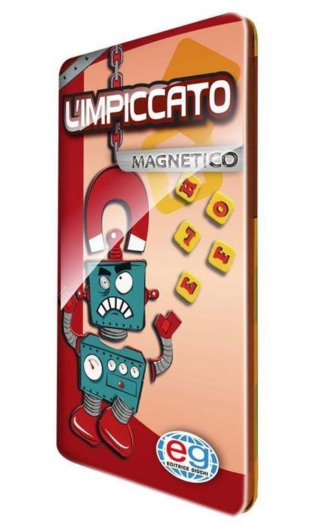 EDITRICE GIOCHI L'IMPICCATO TRAVEL MAGNETICO 6037174