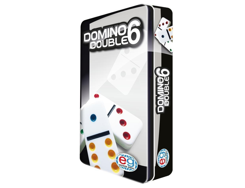 EDITRICE GIOCHI DOMINO TRAVEL IN LATTA 6037243