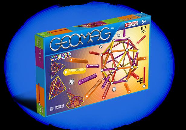 GEOMAG CLASSIC COLOR 264 - 127 PEZZI