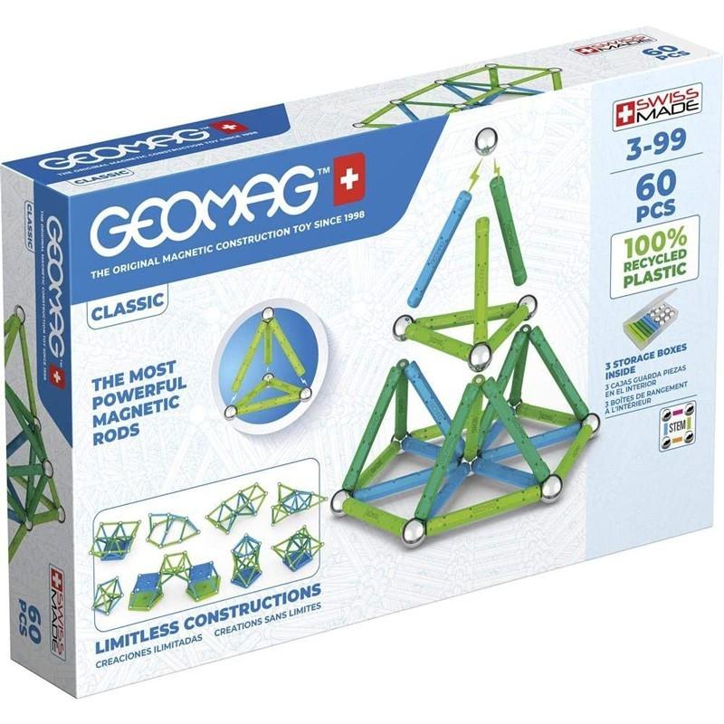 GEOMAG WORLD CLASSIC GREEN LINE - 60 PEZZI 272