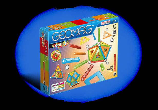 GEOMAG CLASSIC CONFETTI 352 - 50 PEZZI