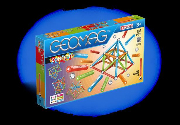 GEOMAG CLASSIC CONFETTI 353 - 88 PEZZI