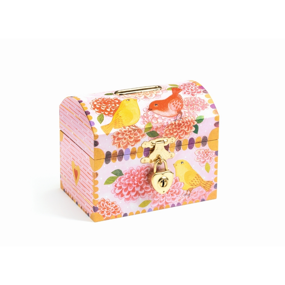 DJECO MONEY BOX - BIRDS DD03330
