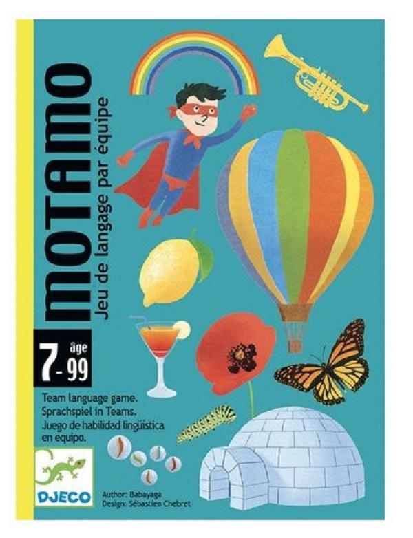 DJECO MOTAMO - GIOCO DELLE CARTE DJ05095