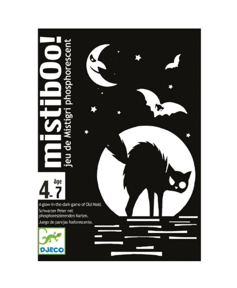 DJECO GIOCO DI CARTE - MISTIBOO DJ05116
