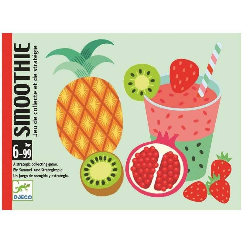 DJECO GIOCO DI CARTE - SMOOTHIE DJ05192