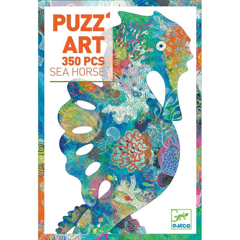 DJECO PUZZ' ART - CAVALLUCCIO MARINO / SEA HORSE DJ07653