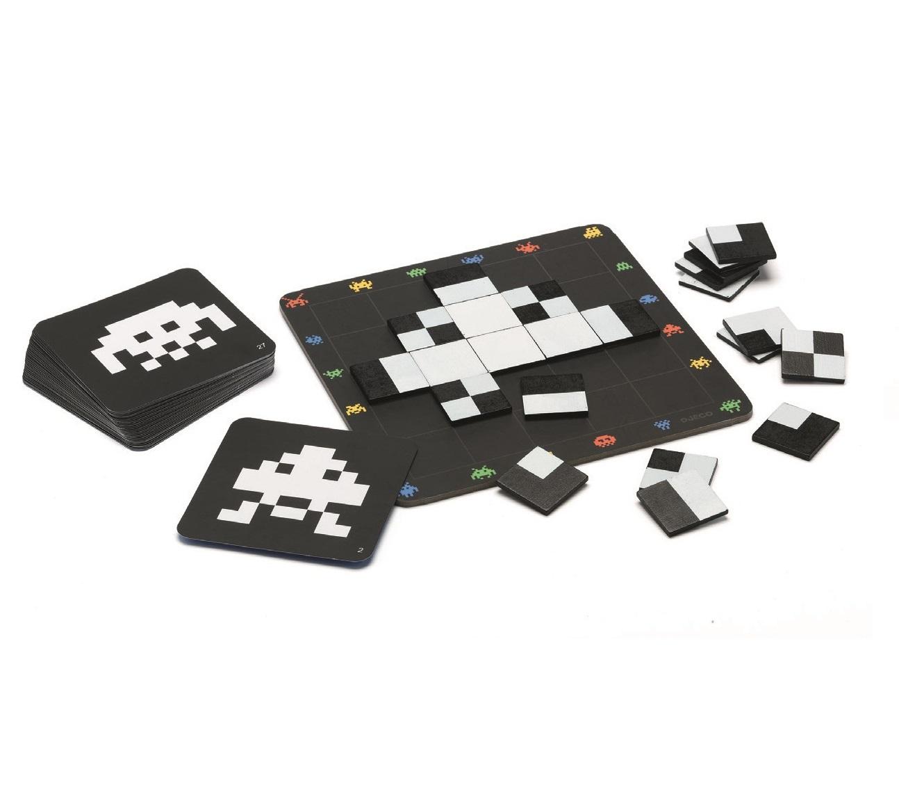 DJECO  GAME - PIXEL TAMGRAM DJ08443