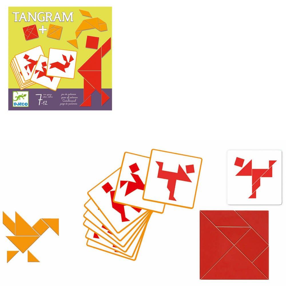 DJECO  GAME - TANGRAM DJ08470