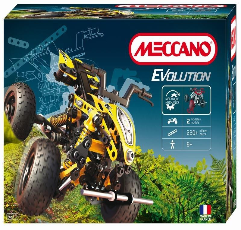 MECCANO ATV EVOLUTION  865210<br />
