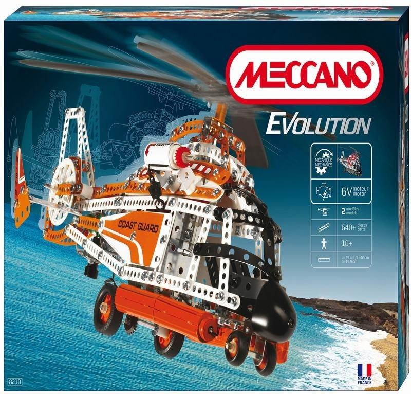 MECCANO MOTORIZED HELICOPTER EVOLUTION 868210<br />