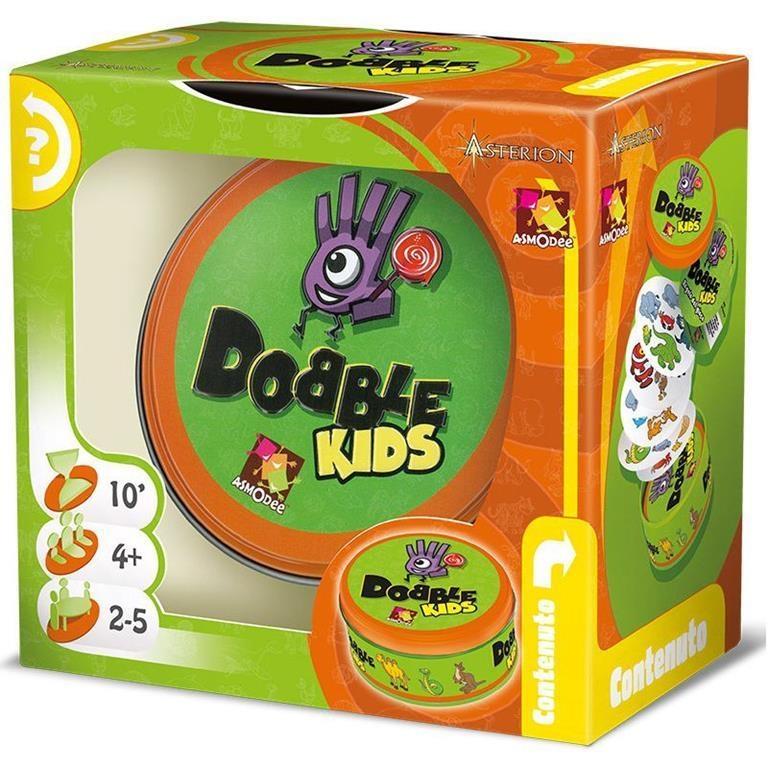 ASMODEE 8231 DOBBLE KIDS