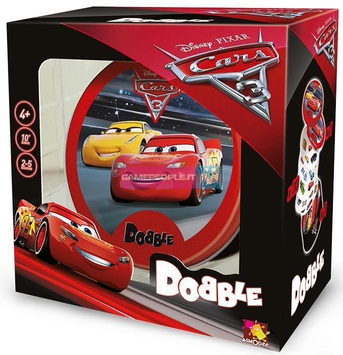 ASMODEE DOBBLE CARS