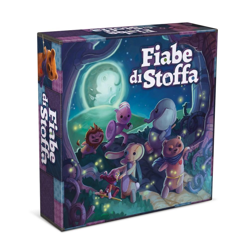 ASMODEE  FIABE DI STOFFA 9755