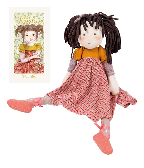 MOULIN ROTY  BAMBOLA PRUNELLE LES ROSALIES 710524