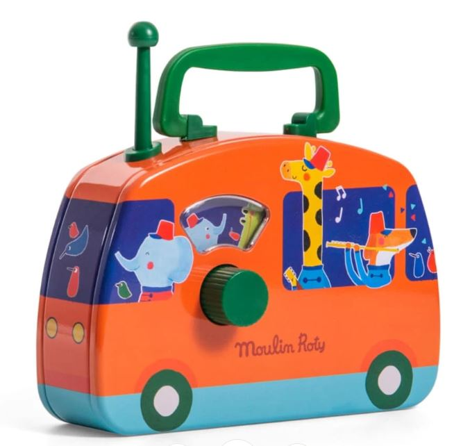 MOULIN ROTY AUTOBUS MUSICALE 720394