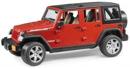 BRUDER JEEP WRANGLER UNLIMITED RUBICON 2525