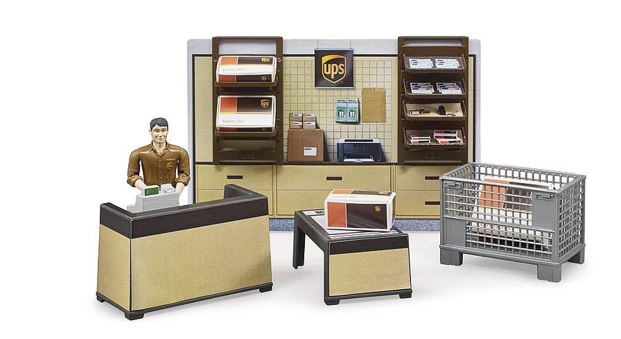 BRUDER CENTRO SPEDIZIONI UPS 62250
