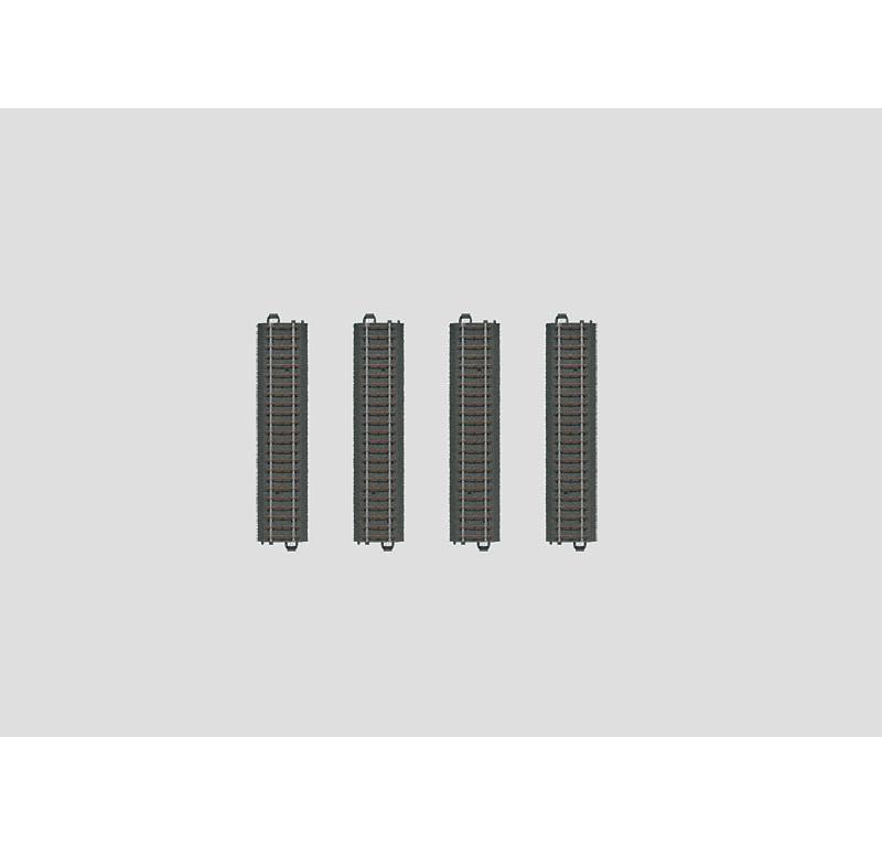 MAERKLIN BINARI DRITTI 17,2 cm cod. 20172