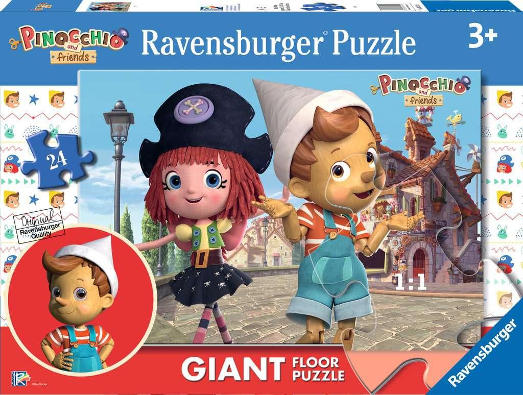 RAVENSBURGER  PINOCCHIO 03124
