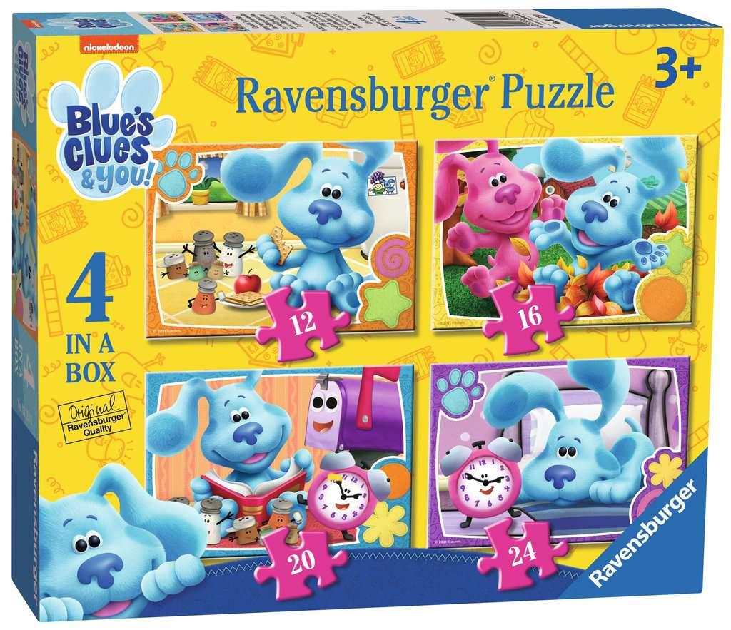 RAVENSBURGER  BLUE'S CLUES & YOU 03129