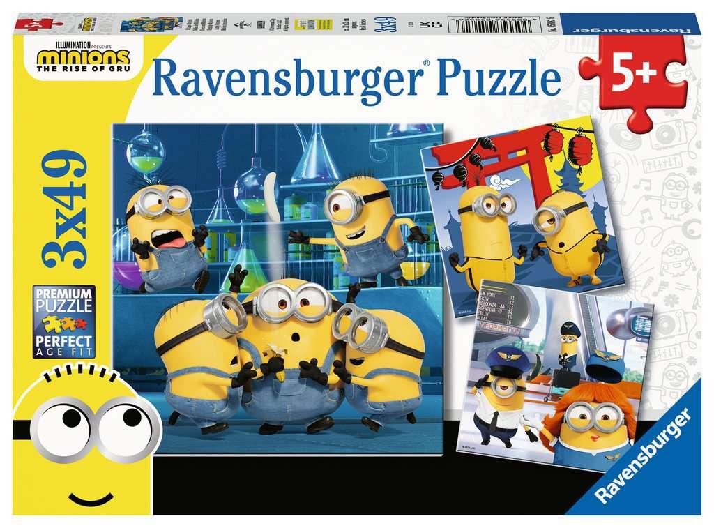 RAVENSBURGER  MINIONS 05082