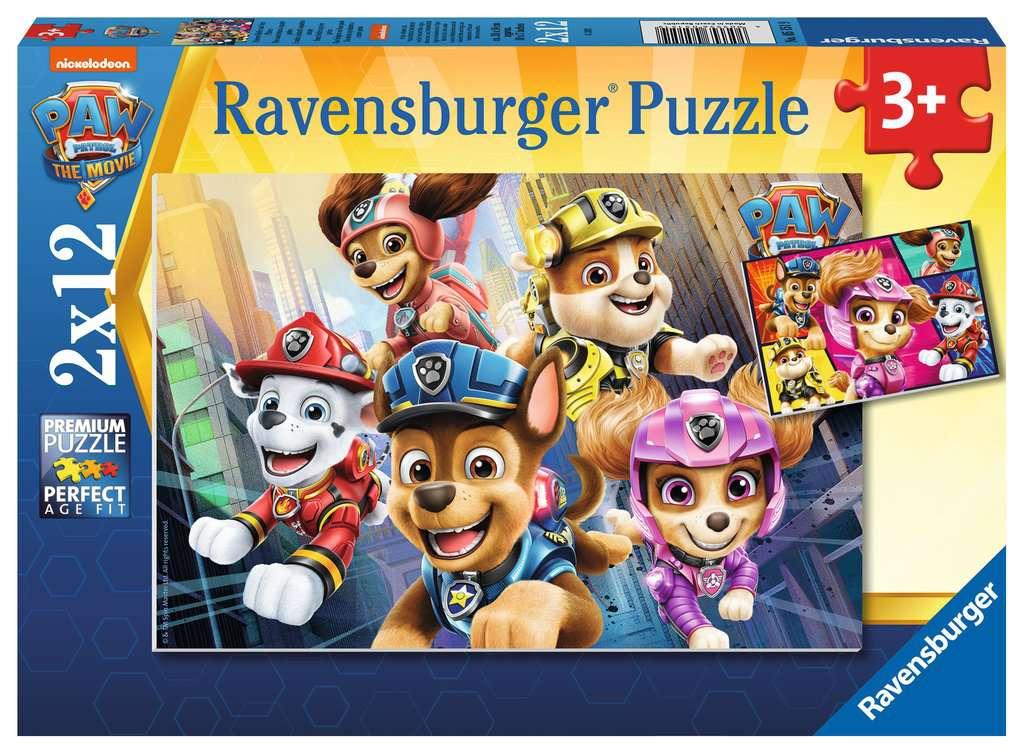 RAVENSBURGER  PAW PATROL MOVIE 05151