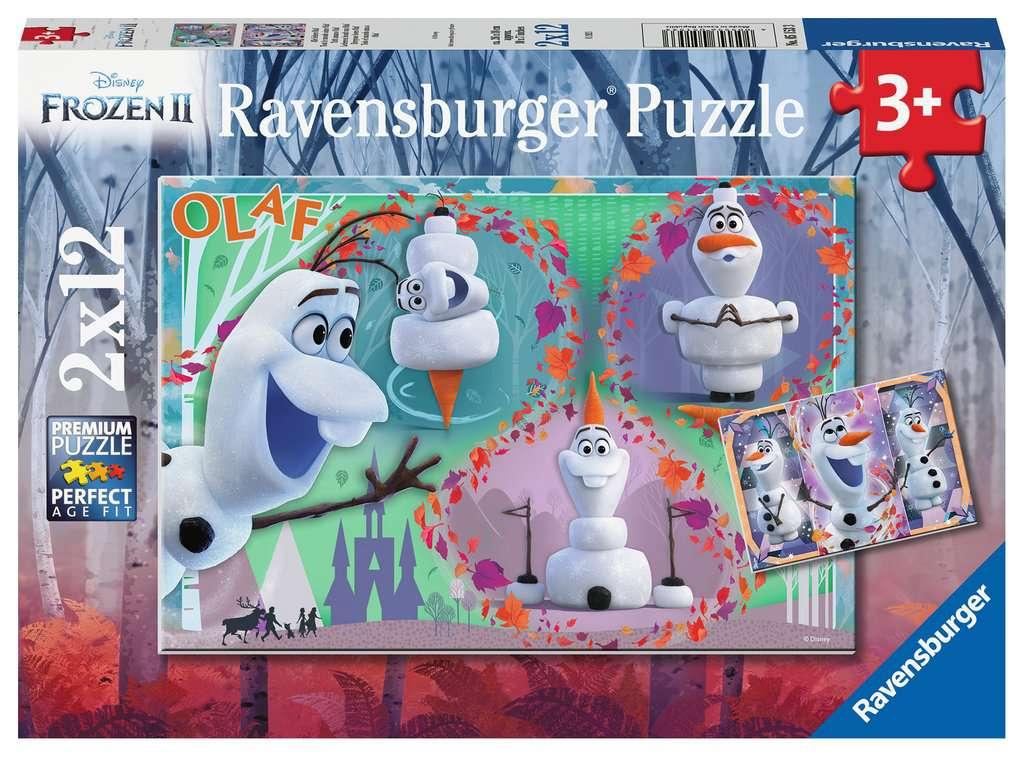 RAVENSBURGER  FROZEN 2 OLAF 05153