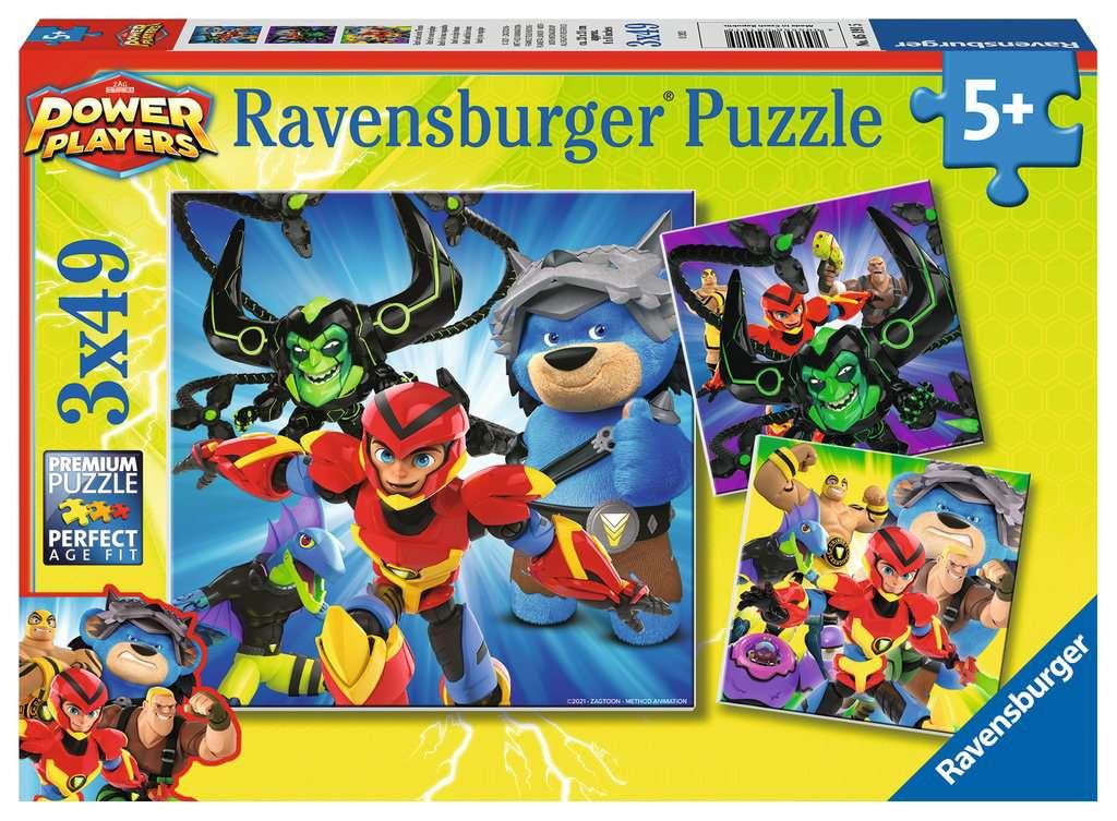 RAVENSBURGER  POWER PLAYERS 05191