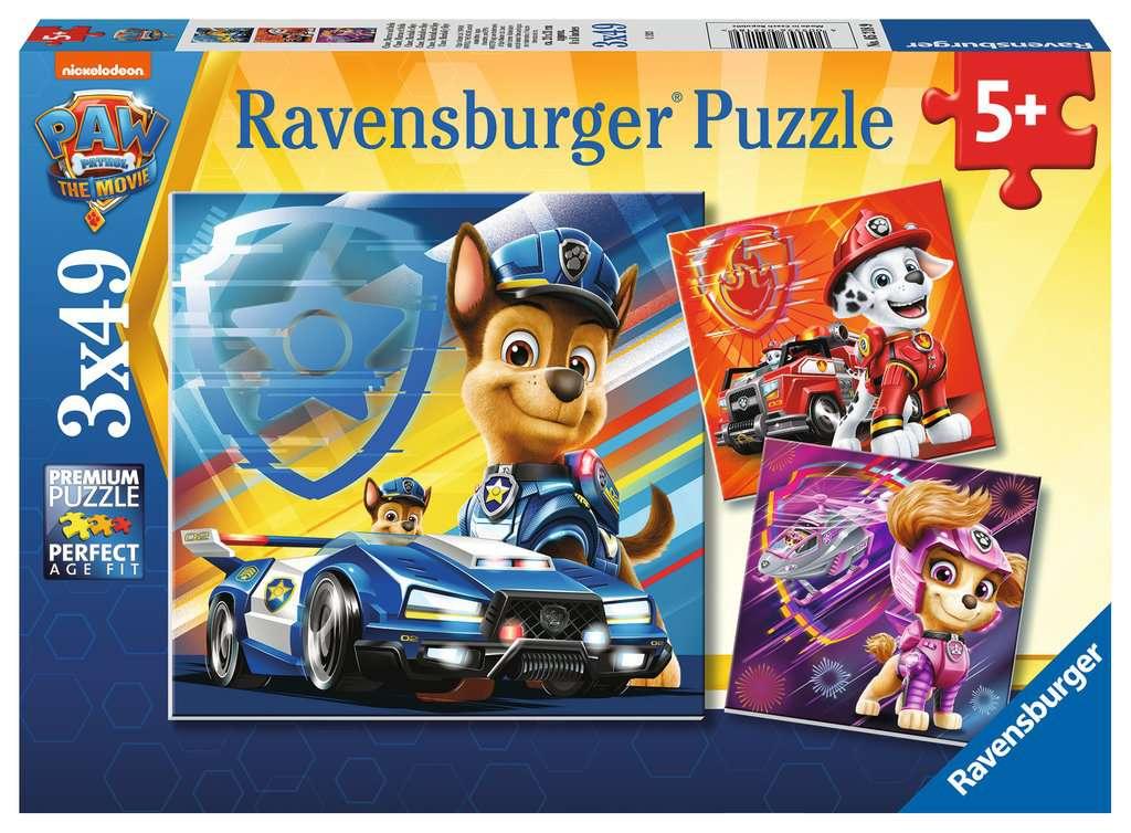 RAVENSBURGER  PAW PATROL MOVIE 05218