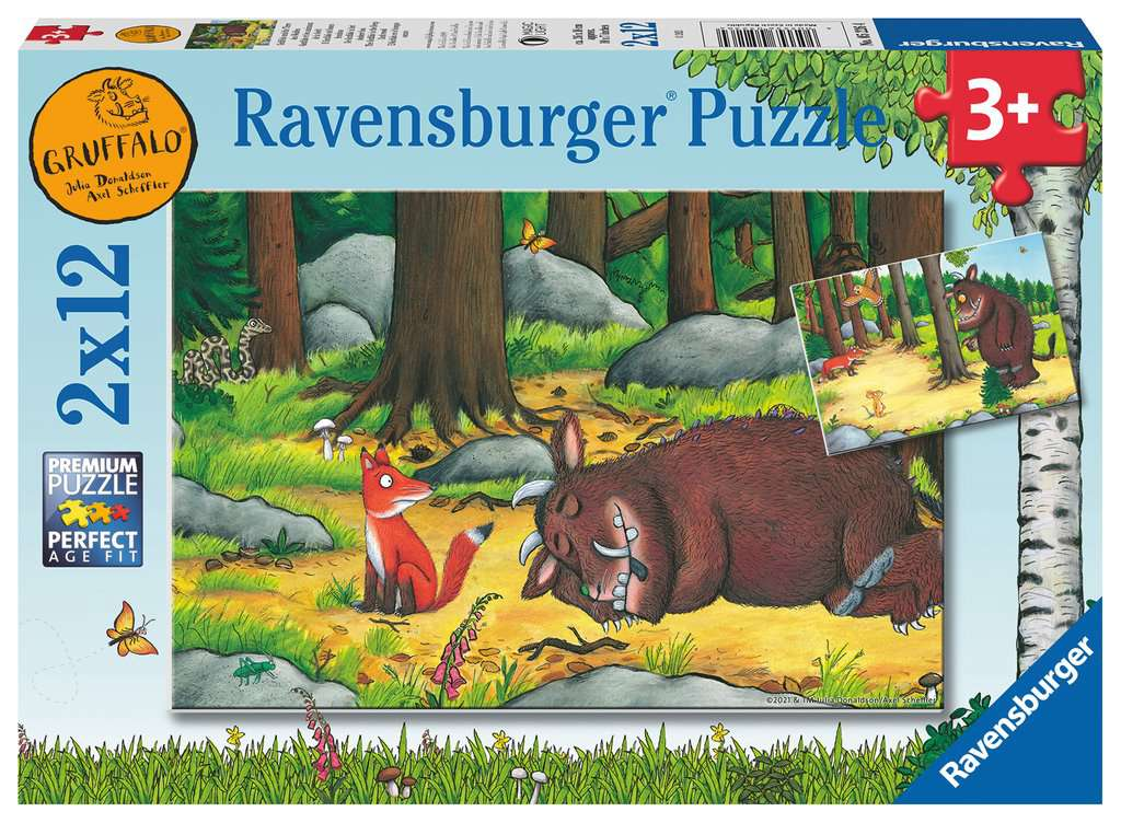 RAVENSBURGER  GRUFFALO 05226