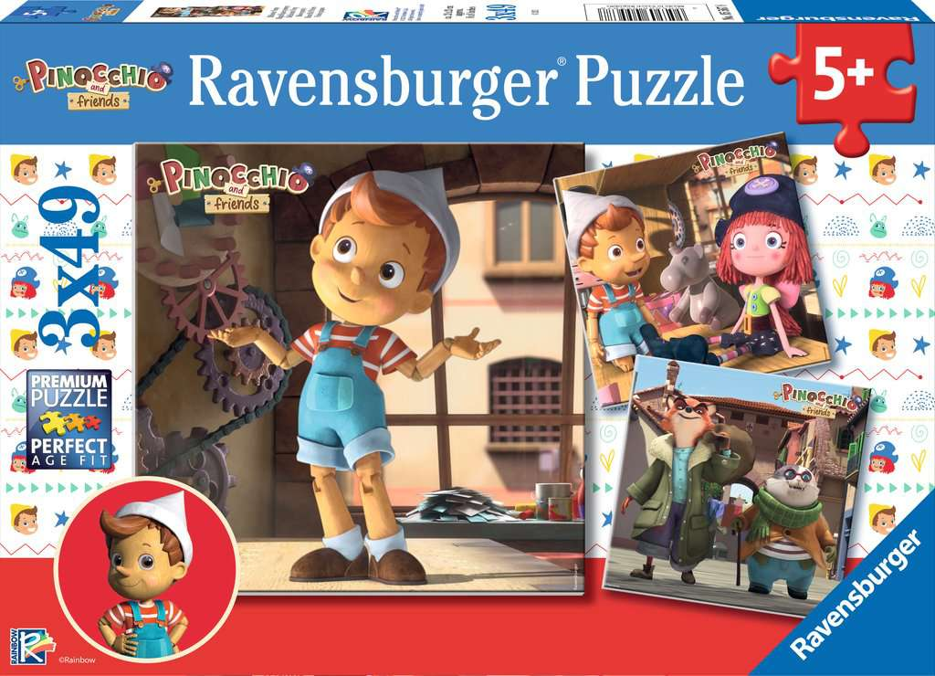 RAVENSBURGER  PINOCCHIO 05567