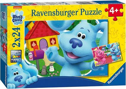 RAVENSBURGER  BLUE'S CLUES & YOU 05568