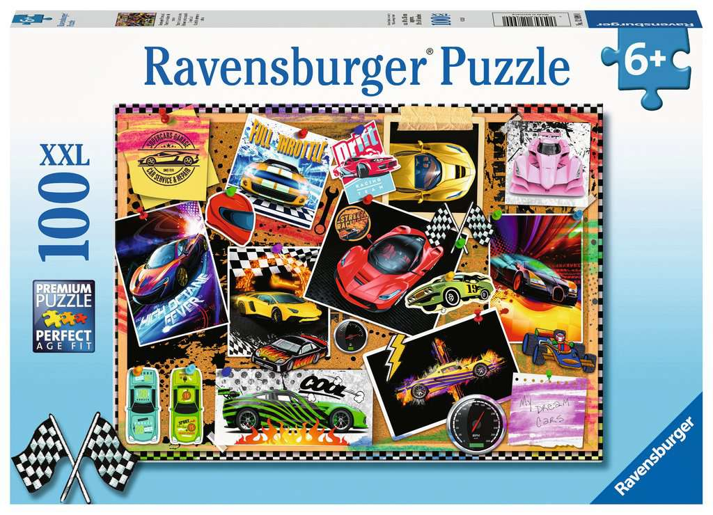 RAVENSBURGER  AUTO DA CORSA 12899
