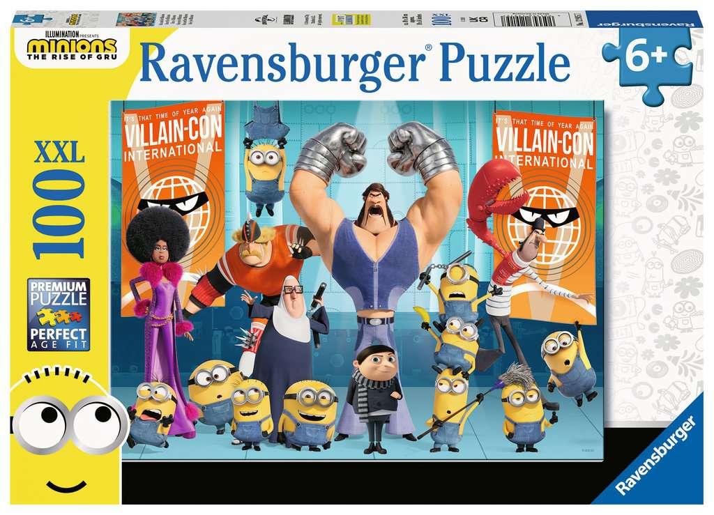 RAVENSBURGER  MINIONS 12915