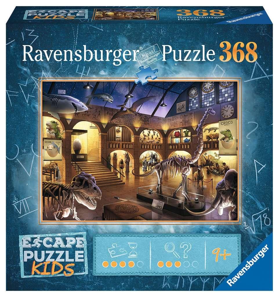 RAVENSBURGER  IL MUSEO DI STORIA NATURALE 12935