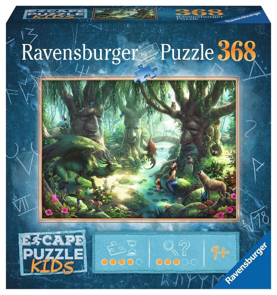 RAVENSBURGER  LA FORESTA MAGICA 12957