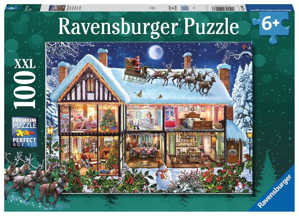 RAVENSBURGER  CHRISTMAS 12996