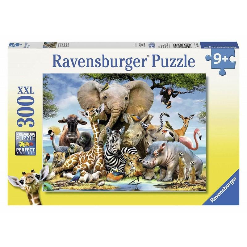 RAVENSBURGER  CUCCIOLI D'AFRICA 13075