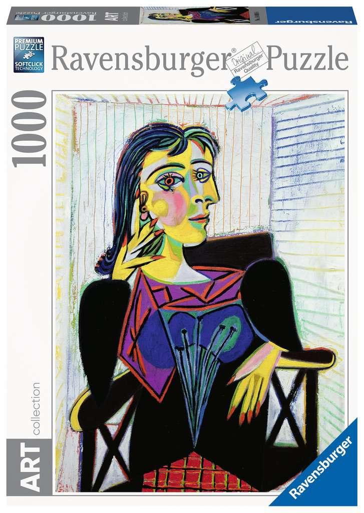 RAVENSBURGER  PABLO PICASSO: PORTRAIT OF DORA MAAR 14088