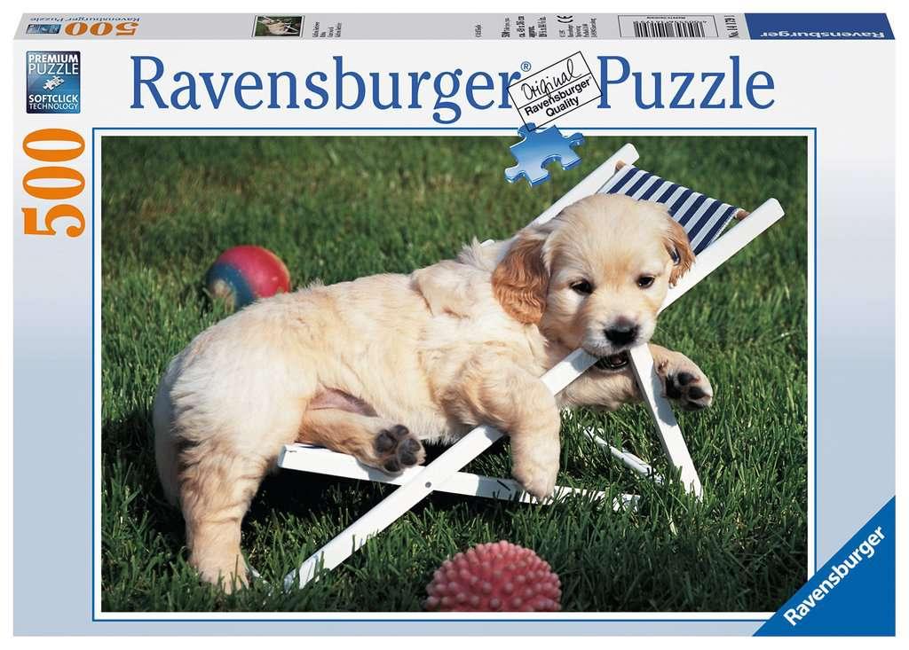 RAVENSBURGER  CUCCIOLO DI GOLDEN RETRIEVER 14179