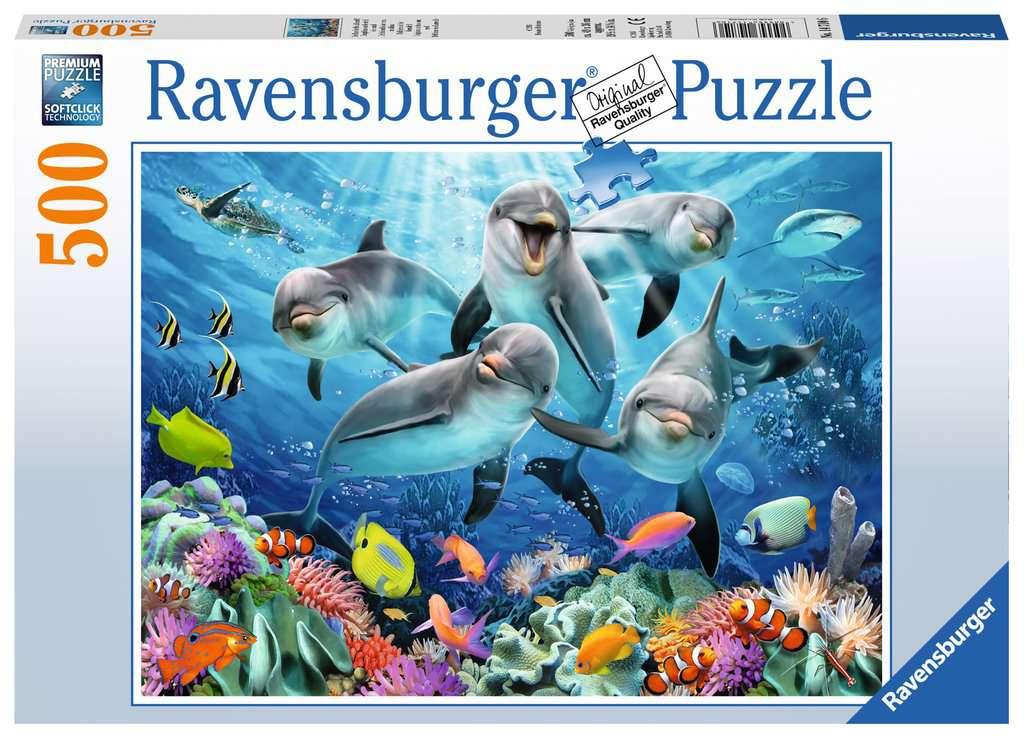 RAVENSBURGER  DELFINI 14710